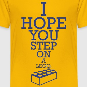 Lego - Step on It Kids' Shirts - Kids' Premium T-Shirt