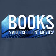 Design ~ Books Make Excellent Movies!