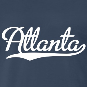 Atlanta T-Shirt - Men's Premium T-Shirt