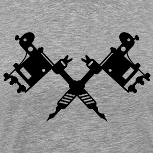 Tattoo Machine T-Shirts - Men's Premium T-Shirt