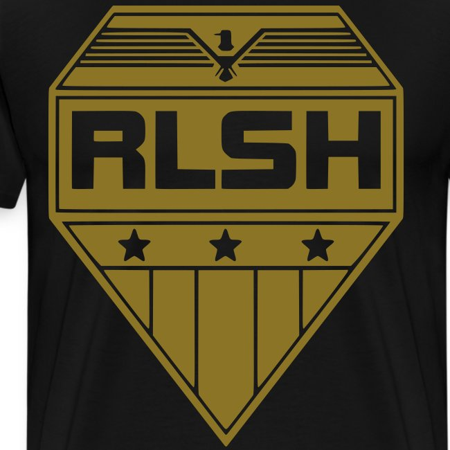 RLSH Official Badge Adult sizes 3X-4X
