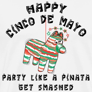 Happy Cinco de Mayo T-Shirt - Men's Premium T-Shirt
