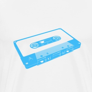 tape blue - Men's Premium T-Shirt