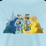 Design ~ Sips & Sjin - Men's Tee