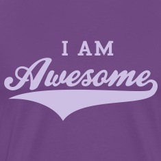 I AM Awesome T-Shirt FL