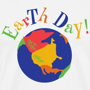 Earth Day T-Shirt - Men's Premium T-Shirt