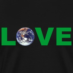 Earth Day Love Mother Earth T-Shirt