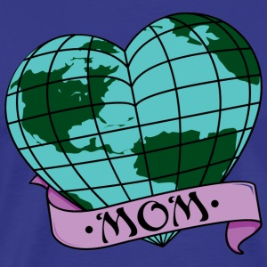 Earth Day Love Mother Earth T-Shirt - Men's Premium T-Shirt