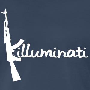 Killuminati (1 Color) T-Shirts - Men's Premium T-Shirt