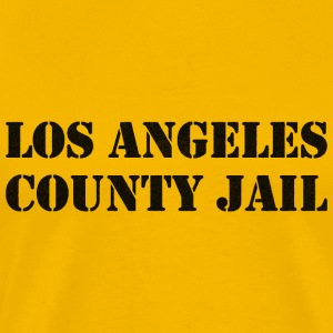 Los Angeles County Jail T-Shirts - Men's Premium T-Shirt