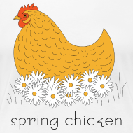 Design ~ Spring chicken