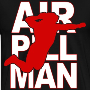 Air Pillman T-Shirts - Men's Premium T-Shirt
