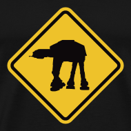 Design ~ Imperial Walker t-shirt