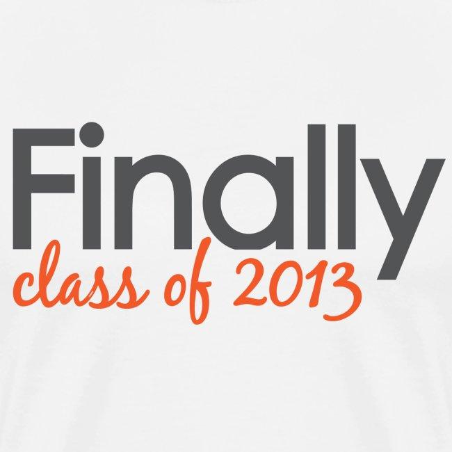 Finally 2013