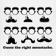 Design ~ Guess the moustache