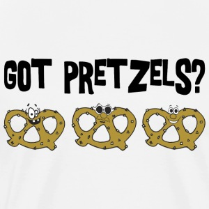 Got Pretzels T-Shirt - Men's Premium T-Shirt