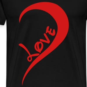 One Love Right T-Shirts - Men's Premium T-Shirt