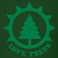 tree hugger T-Shirts