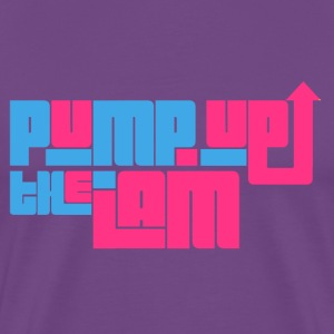 Pump up the Jam T-Shirts - Men's Premium T-Shirt