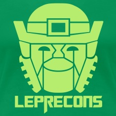 LEPRECONS Women's T-Shirts