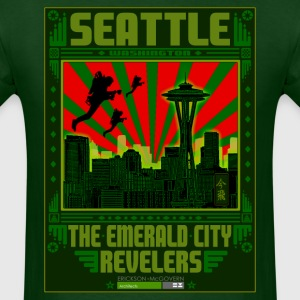 The Emerald City Revelers - Men's T-Shirt