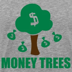 Money Trees T-Shirts