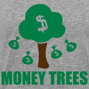 Money Trees T-Shirts - Men's Premium T-Shirt
