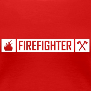 firefighter,fireman,firefighters,celebration,fire Women's T-Shirts - Women's Premium T-Shirt