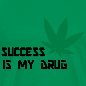 Success Is My Drug T-Shirts - Men's Premium T-Shirt