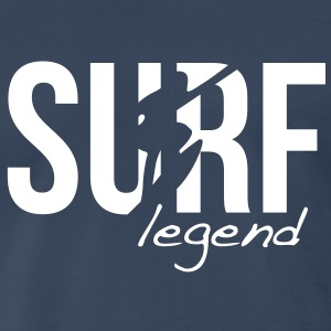 surf  T-Shirts - Men's Premium T-Shirt