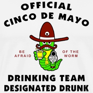 Cinco de Mayo Drinking Team T-Shirt - Men's Premium T-Shirt