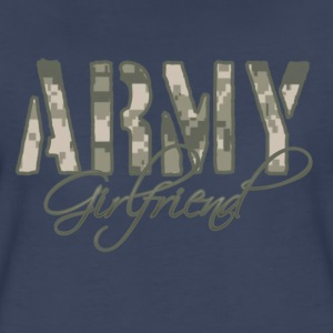 Army Girlfriend - Women's Premium T-Shirt