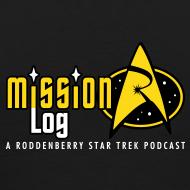 Design ~ Mission Log Black Shirt