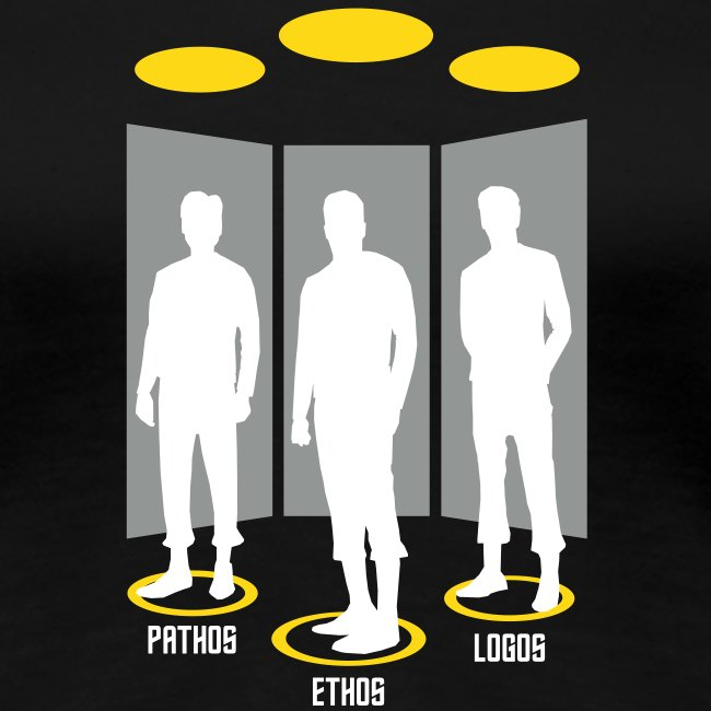 Mission Log - Ethos, Pathos (Women's)