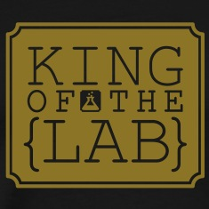 King of the Lab (1c) T-Shirts