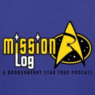 Design ~ Mission Log Science Shirt
