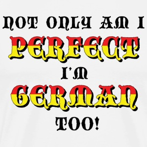 German and Perfect T-Shirt - Men's Premium T-Shirt