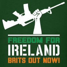 Freedom for Ireland! T-Shirts