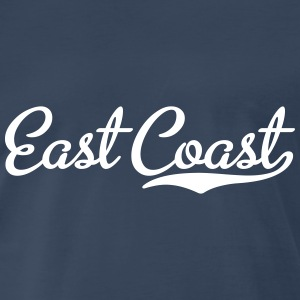 East Coast T-Shirt - Men's Premium T-Shirt