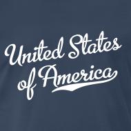 Design ~ United States T-Shirt