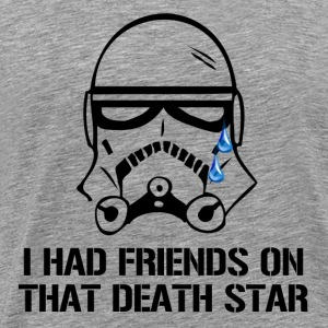 Death Star Friends - Men's Premium T-Shirt