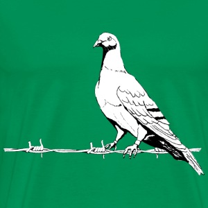 friedenstaube, Dove of Peace T-shirts - T-shirt premium pour hommes