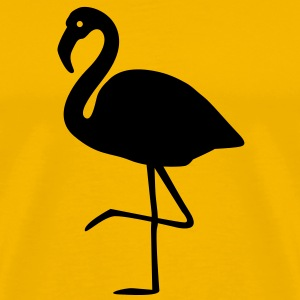 flamingo T-Shirts - Men's Premium T-Shirt