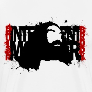 Intelligent Monster (bruiser brody) T-Shirts - Men's Premium T-Shirt