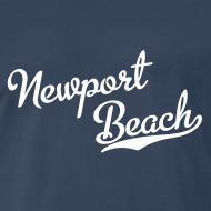 Design ~ Newport Beach T-Shirt