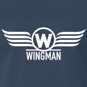 wingman T-Shirts - Men's Premium T-Shirt