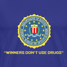 Winners don't use drugs