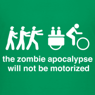Design ~ Kids - Family Xtracycle Zombie
