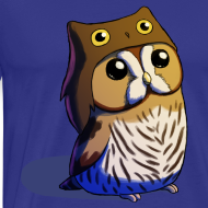 Design ~ Mens: Little Owl