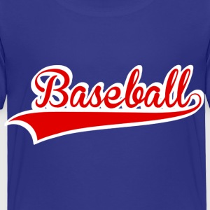 baseball Baby & Toddler Shirts - Toddler Premium T-Shirt